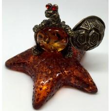 "Сувенир ""Черепаха на звезде"""