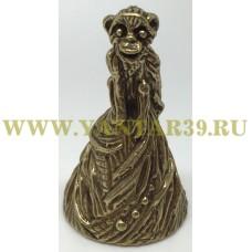 "Сувенир ""Колокольчик-обезьяна №2"""
