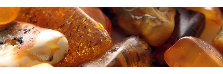 Янтарь -это окаменелый древесный сок